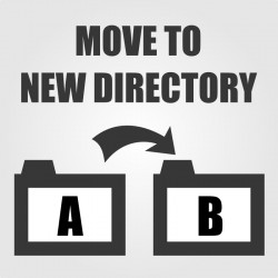 Moving PrestaShop to new directory