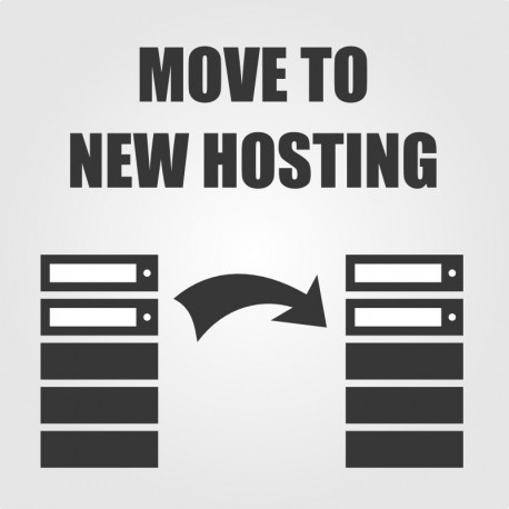 Moving PrestaShop to new hosting