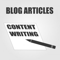 Blog management and content writing service