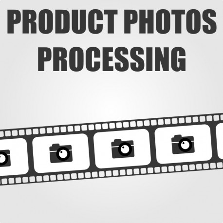 Product photos processing