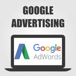 Google Context Advertising management