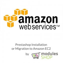 Prestashop Installation/Migration to Amazon EC2